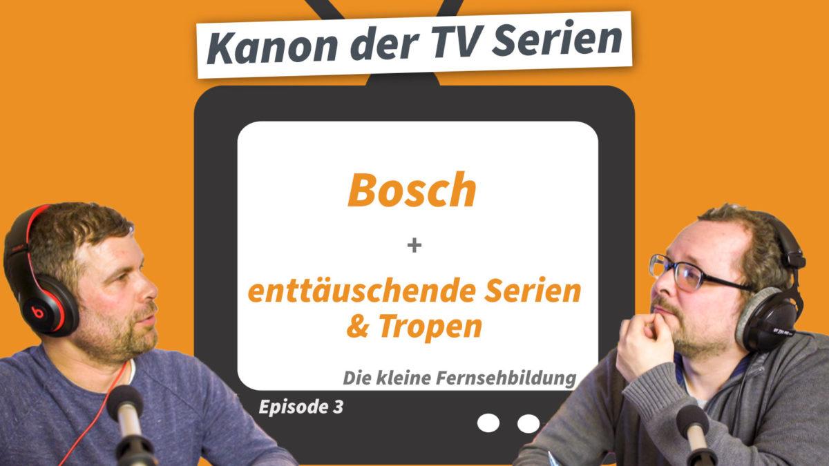 TV Serie Bosch
