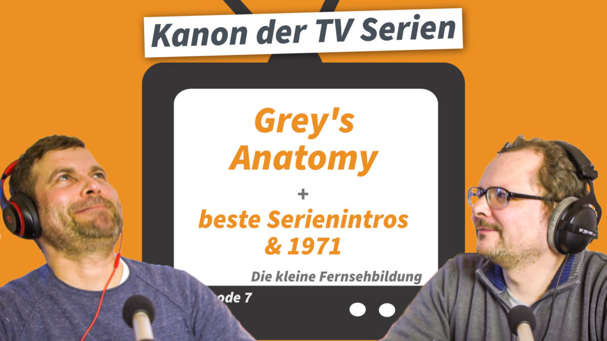 TV-Serie Grey's Anatomy