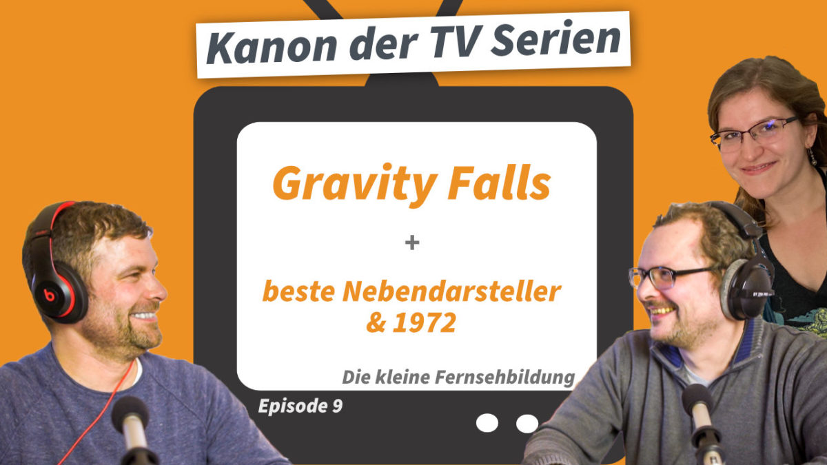 TV-Serie Gravity Falls
