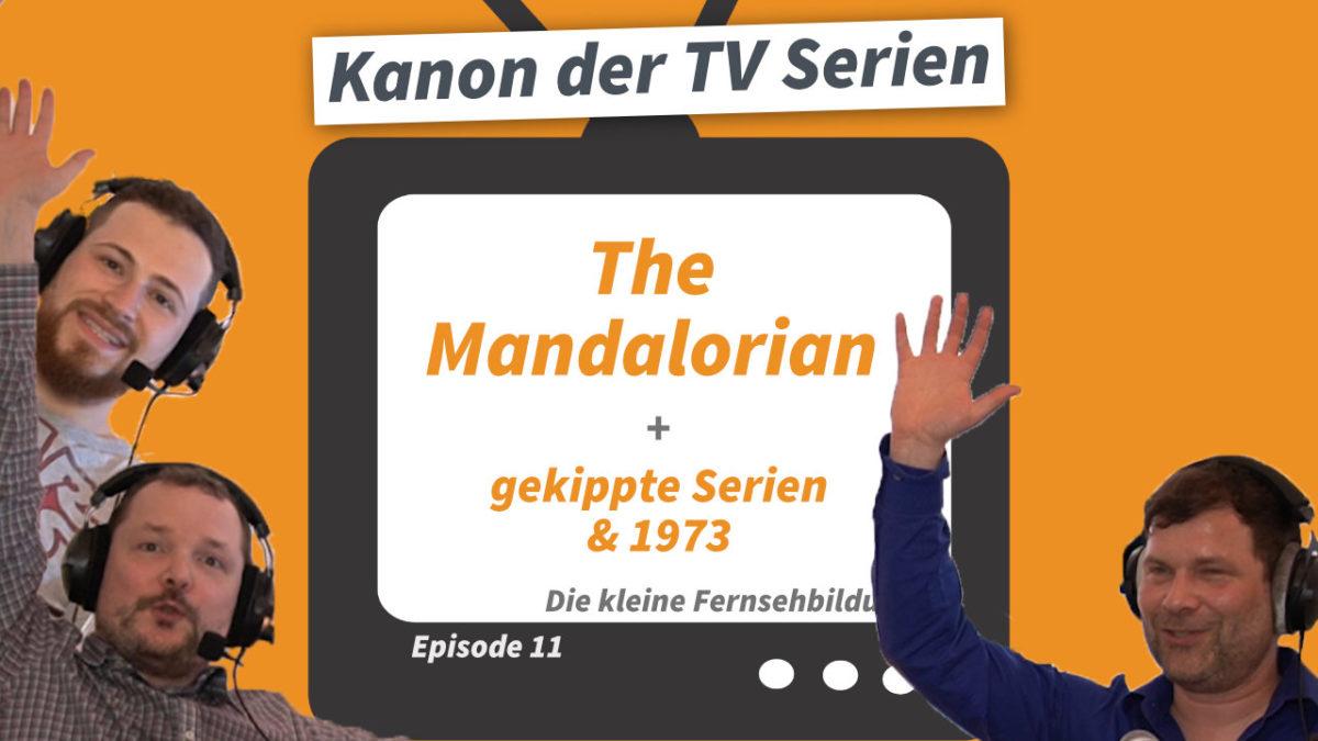 TV Serie: The Mandalorian oder der Mandalorianer