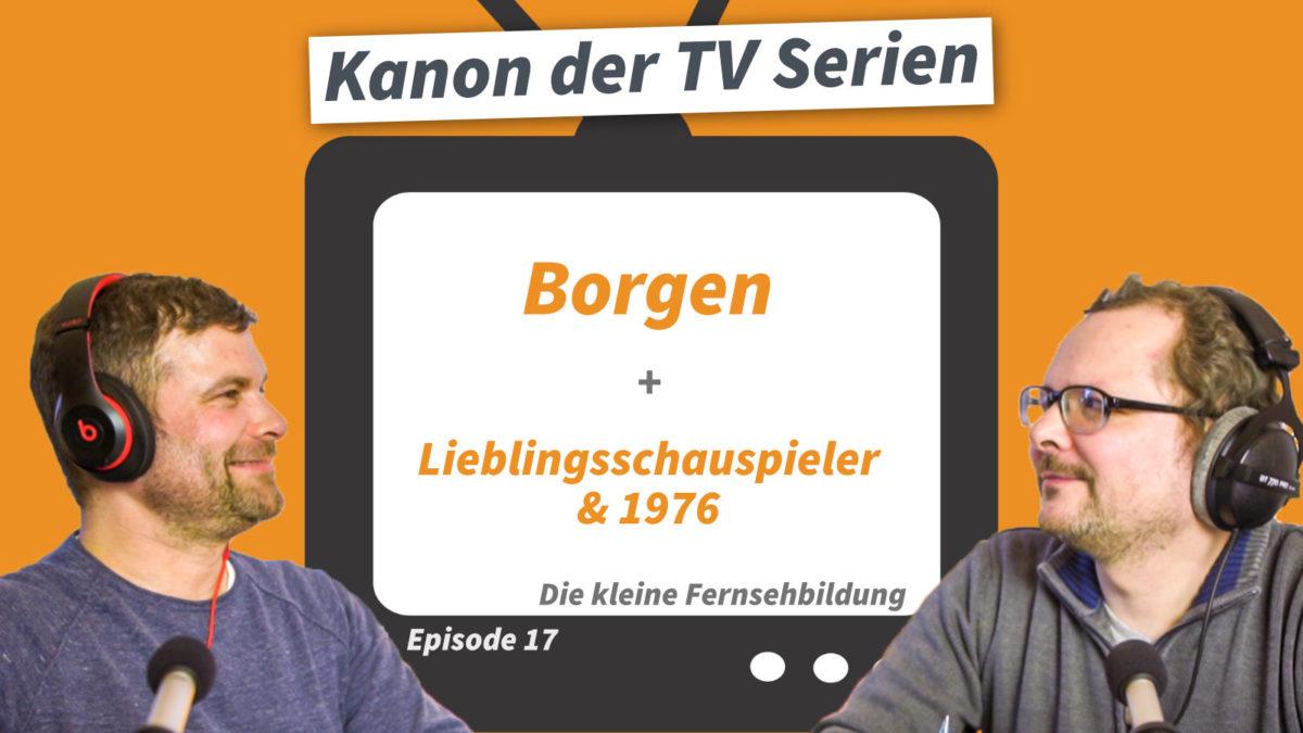 TV-Serie Borgen, Lieblingsschauspieler & 1976