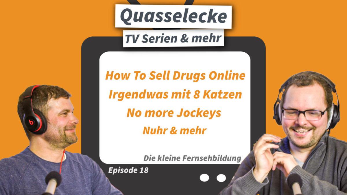 TV-Serien: Quasselecke 8