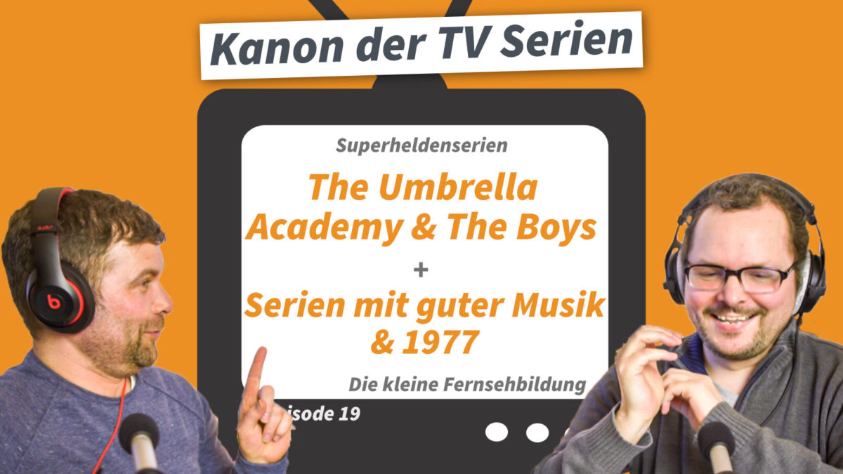Superheldenserien: The Umbrella Academy & The Boys