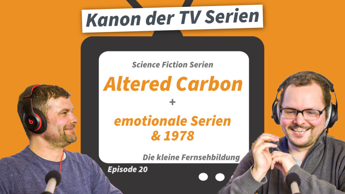 TV-Serien: Altered Carbon
