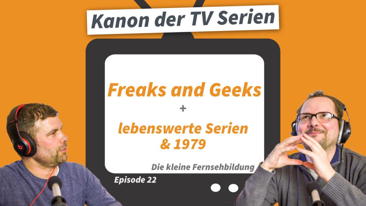 TV Serien: Freaks and Geeks