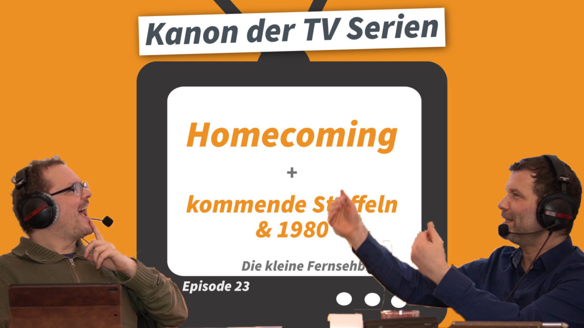 TV-Serien Homecoming