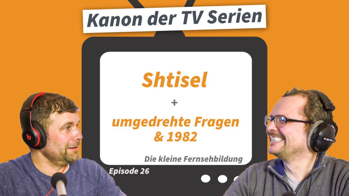 TV Serie Shtisel