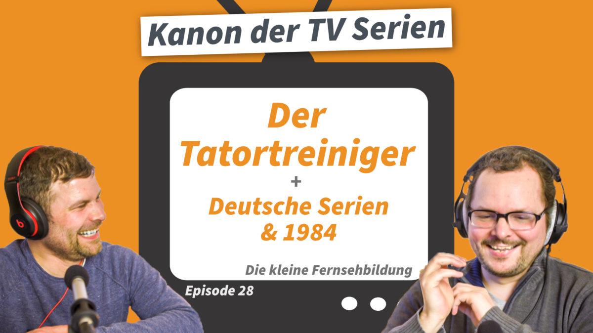 TV Serie: Der Tatortreiniger
